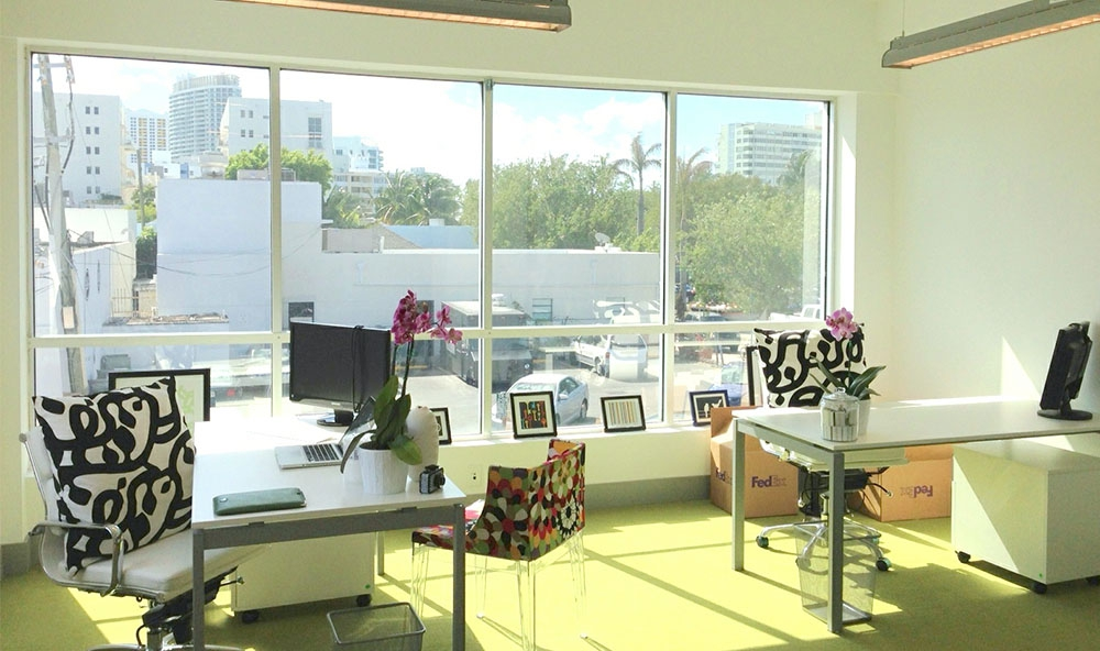 Buro South Beach Co Working Spaces