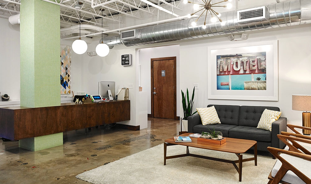 Buro Mimo Co Working Spaces